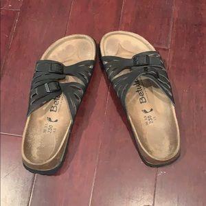 Birkenstock Betula Grenada double strap sandals